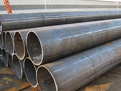 济南大口径厚壁螺旋管的应用